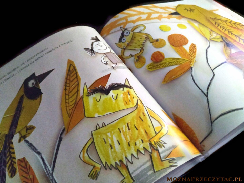 Kolorowy potwór - Anna Llenas