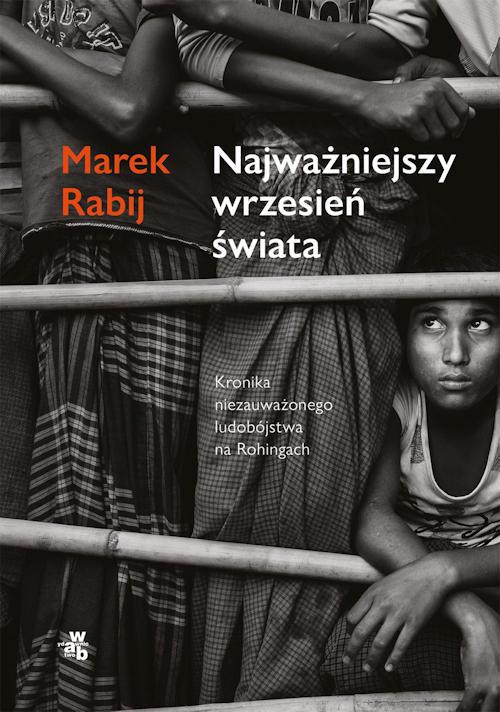 Najważniejszy wrzesień świata - Marek Rabij