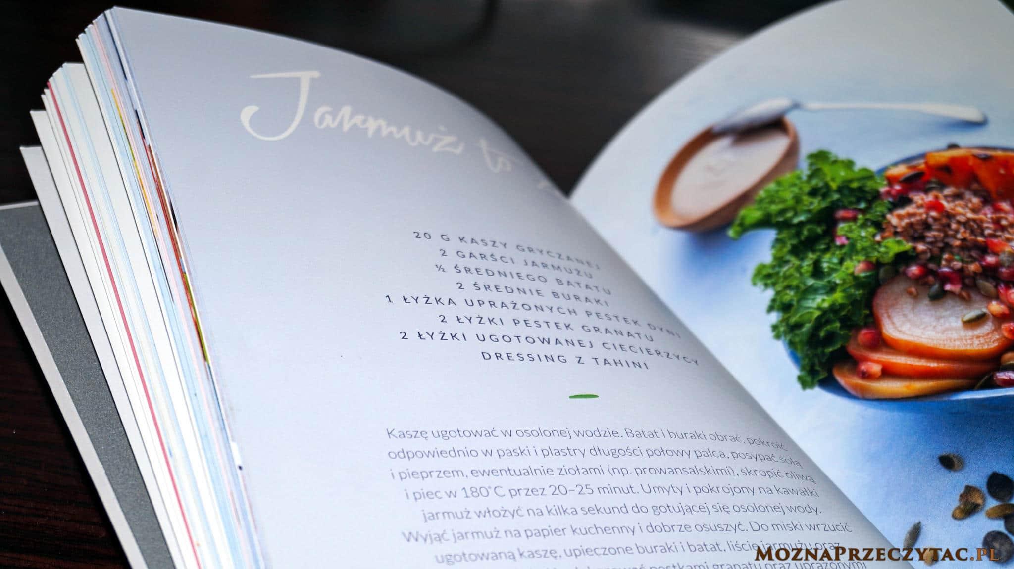 Zdrowa i promienna skóra. 60 potraw dla pięknej cery - Agata Ziemnicka, Julien Sosso