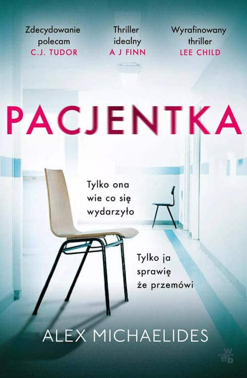 Pacjentka - Alex Michaelides