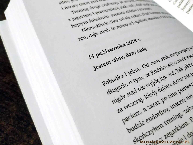 Pamiętnik więzienny - Artur Ligęska