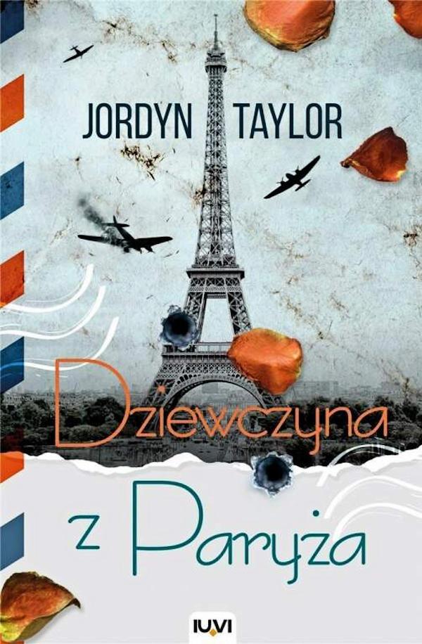 Dziewczyna z Paryża - Jordyn Taylor