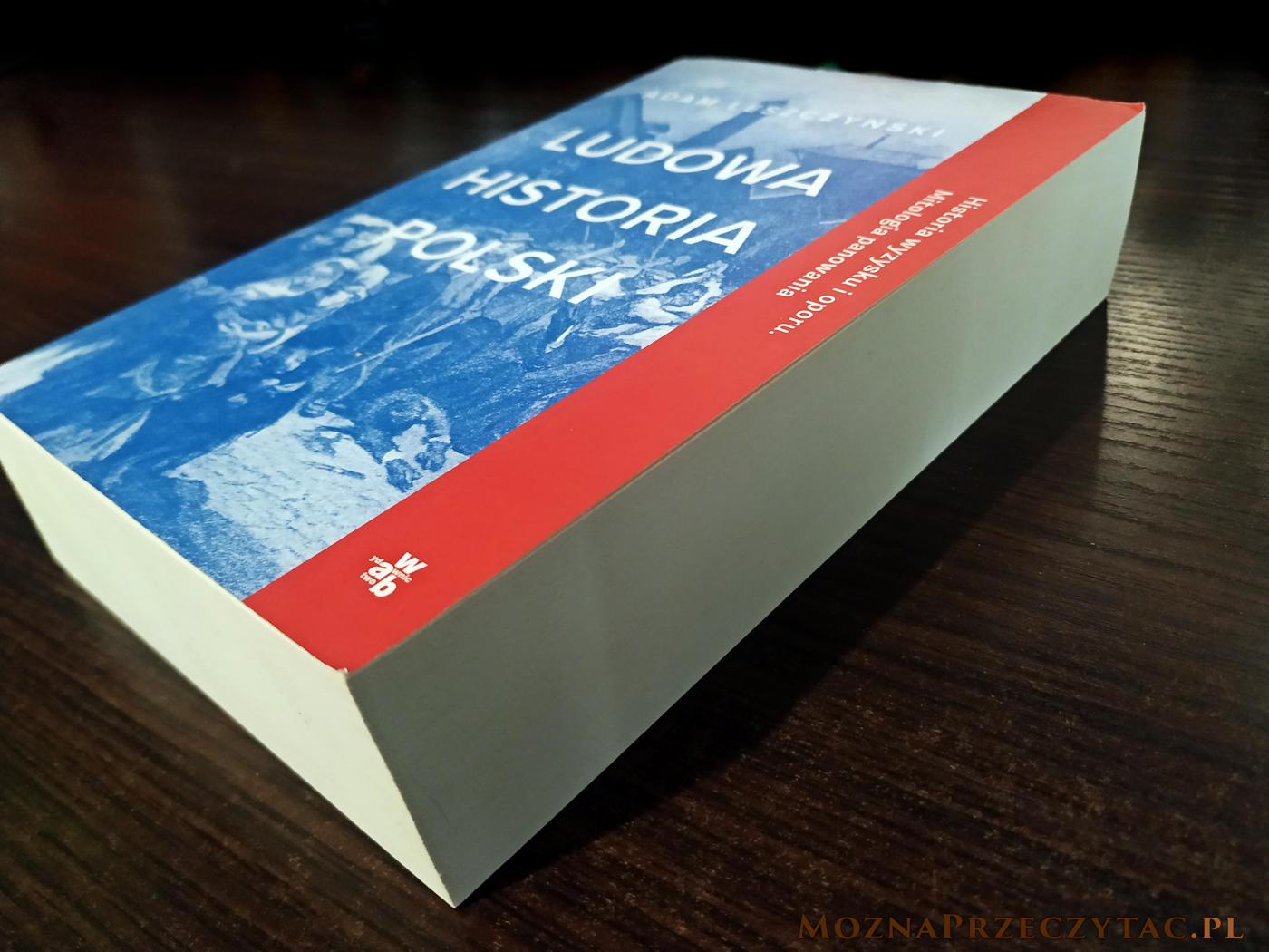 Ludowa historia Polski - Adam Leszczyński