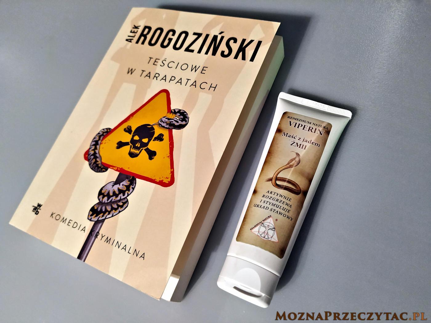 Teściowe w tarapatach - Alek Rogoziński