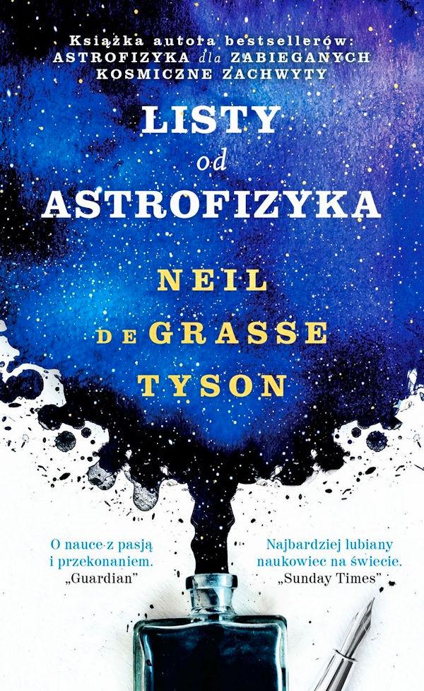 Listy od astrofizyka - Neil deGrasse Tyson