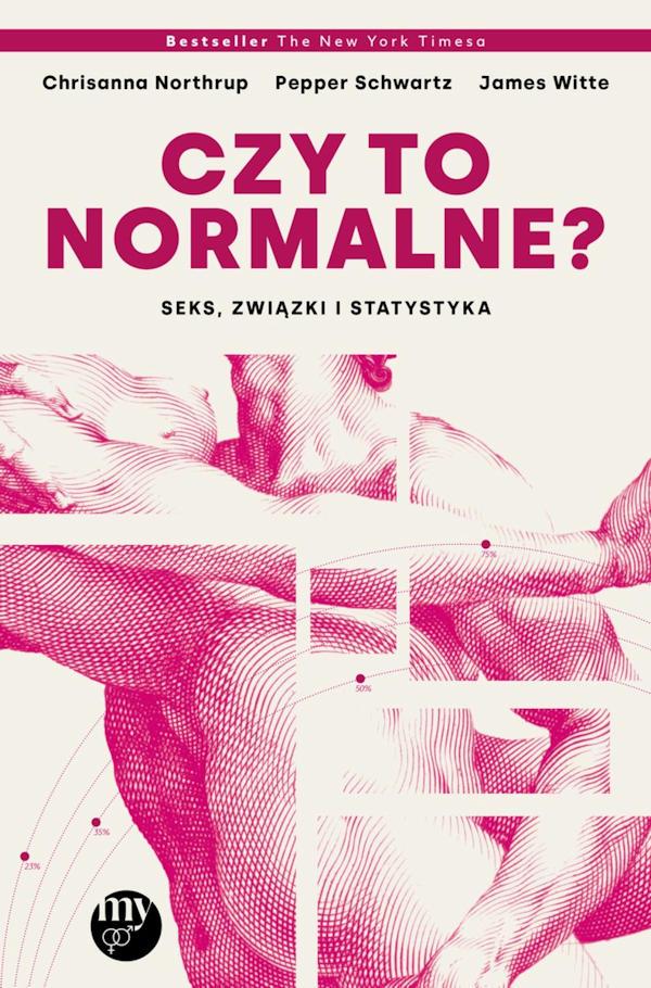 Czy to normalne? Seks, związki i statystyka - Chrisanna Northrup, Pepper Schwartz , James Witte