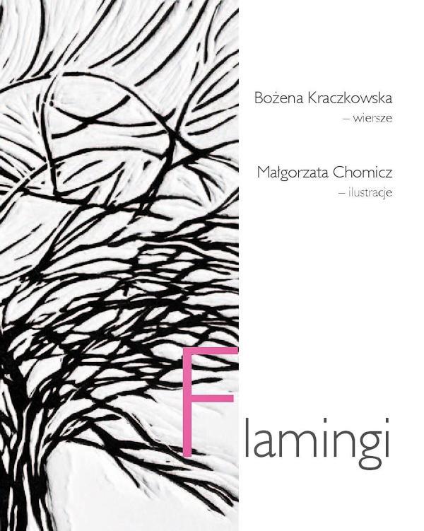 Flamingi - Bożena Kraczkowska