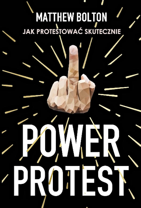 Power protest - Matthew Bolton
