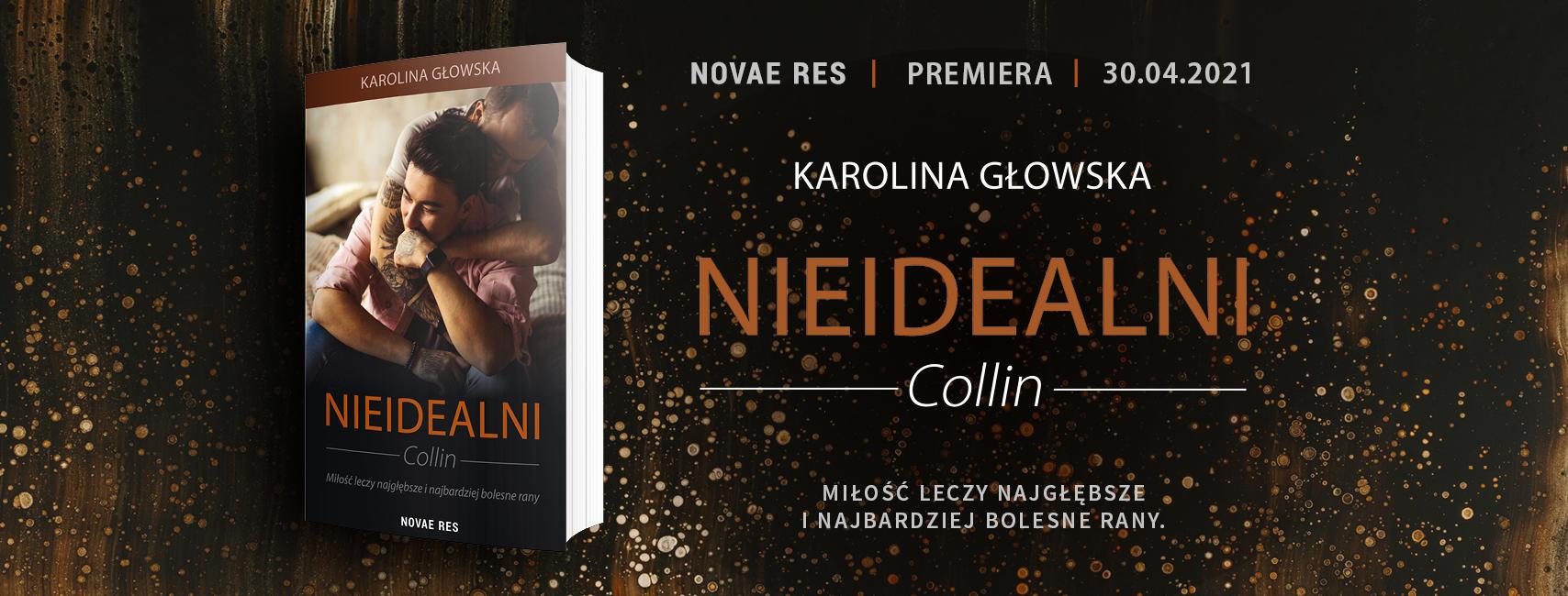 Nieidealni. Collin – Patronat MoznaPrzeczytac.pl