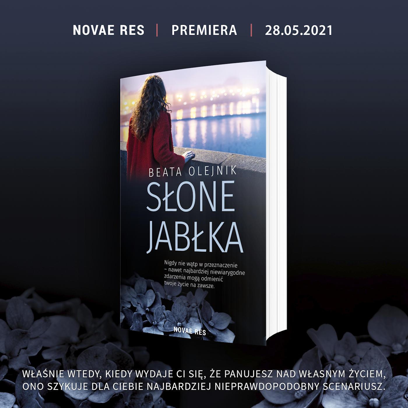 Słone Jabłka - Patronat MoznaPrzeczytac.pl