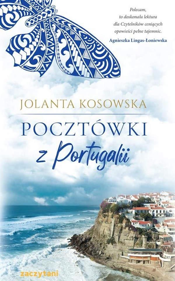 Pocztówki z Portugalii - Jolanta Kosowska